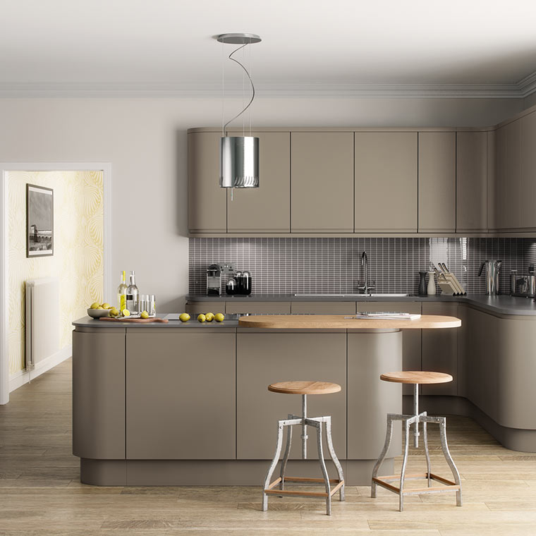 Kitchen Design Brown: Kitchen Design