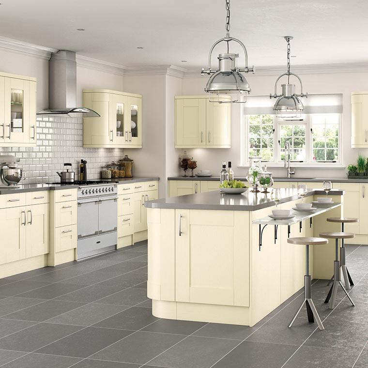 light-yellow-modern-kitchen